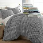 Hotel Luxury 3 Piece Patterned Duvet Cover Sets 8 Beautiful Designs