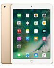 Apple iPad 2017 32GB Gold Wi-Fi MPGT2LL/A - Excellent Condition!