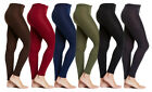 NEW S, M, L/XL, Large XL Fleece Lined Women's Womens Footless Tights