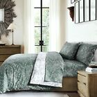 Southshore Fine Linens - Winter Brush Print Reversible Comforter Sets image