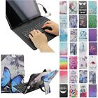 For Lenovo Tab 2 10.1 A10-30 X30F USB Andriod Tablet Keyboard Case Cover Flip