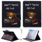 """NEW 7"""" Tablet Universal Folio Case Cover Stand For Samsung Galaxy Tab/LG/Lenovo"""