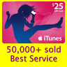 More images of  $25 APPLE US iTunes GIFT CARD voucher certificate FAST (USA iTunes Store)