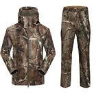 Lurker Shark Soft Shell Military Tactical Jackets hunting Coat Waterproof pants