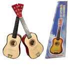 Kids Toy Guitar Childrens Acoustic Prop Musical String Practice Christmas Gift