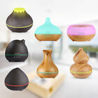Ultrasonic LED Unexcited Mist Humidifier Aroma Essential Oil Diffuser Air Purifier US