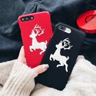 92 moose phone number - Cute embroidery moose phone case cover For iPhone 6/6sPlus/7/7Plus/8/8Plus/X