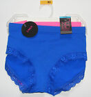 3-Pack Seamless Hipster Panty Soft Stretchy