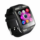 Bluetooth Smart Watch With Camera SIM TF Card Facebook Whatsapp for Samsung S8