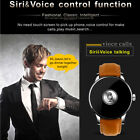 K88H Voice Control Bluetooth Smart Watch Heart Rate Wristwatch for iPhone X 8 7