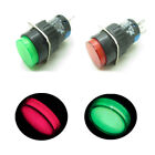 16mm Push Button Switch Round With LED Indicator Light NO NC 12V 24V 220V