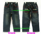 New ~ Kids Jeans AGE: 3,4,5,6,7,8 (c35)