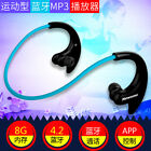 MP3 Player BT Running Music Headset Mini Walkman Student Sports Headset One Y3