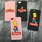 Cute Funny Cool Supreme Pattern Shockproof Hard PC Phone Case Back Cover Bumper