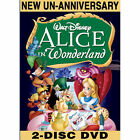 Alice in Wonderland DVD 2-Disc Set Un-Anniversary Special Edition with Slipcover