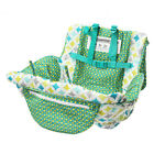 Foldable Baby Shopping Trolley Cart Seat Cushion High Chair Cover Protector