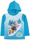 Boys Paw Patrol Hoodie Jacket Chase Rubble Marshall Hoody Top Hooded Jumper Size