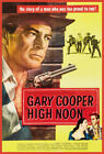 7714.Vintage design POSTER.Home room office wall decor.Gary Cooper Western movie