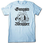Gansta Wrapper T-Shirt - FUNNY & FESTIVE Holiday Present Wrapping Parofy Tee!