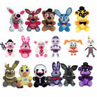 Hot NEW Five Nights at Freddy's FNAF Horror Game Plush Dolls Kids Plushie Toy 7