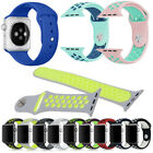 Bracelet Wrist Replacement Band Strap Sport Silicone For Apple iWatch 38/42mm H