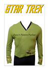 Star Trek Sewing Pattern Captain Wrap Tunic Cosplay Comic Con Fancy Uniform TOS