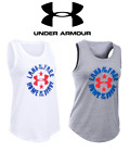 Under Armour Women's 1277470 UA 4th of July Tactical Graphic Fitted Tank Top