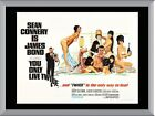 You Only Live Twice Movie A1 To A4 Size Poster Prints $9.95 AUD on eBay