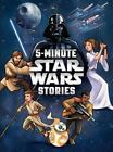 Star Wars: 5-Minute Star Wars Stories by LucasFilm Press - HARDCOVER - BRAND NEW $7.89 USD