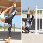 Women High Waist Yoga Jogging Fitness Leggings Gym Stretch Workout Pant Trousers