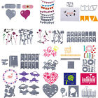 20 Type Metal Cutting Dies Scrapbook Emboss Paper Card Craft Mold Decoration Hot