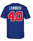 Detroit Pistons NBA Adidas Bill Laimbeer 1989 Throwback Men's Blue Shirt on eBay