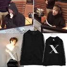 Kpop SHINee Cap Hoodie Sweatershirt Unisex Jonghyun X-INSPIRATION Sweater Coat