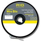 RIO Powerflex Wire Bite Toothy Critter Nylon Fly Fishing Spool - All Sizes