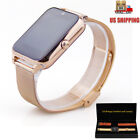 2018 Z50 Bluetooth Smart Watch Phone Sport Wrist Phone SIM For Android IOS Phone