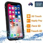 Waterproof Heavy Duty Tough Armor Case Cover For Apple iPhone X 8 7 / Plus