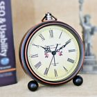 Cool Decent Antique Analog Wake up Clock Loud Alarm Europe Fashion Style Waits