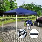 Foldable POP UP Wedding Party Tent Gazebo Beach Canopy Outdoor Patio 2 Color US