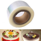 Thick Transparent Food Grade Acetate Cake Chocolate Candy Collar Cookies Decor