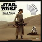 Star Wars The Force Awakens Read-Along Storybook and CD - BRAND NEW! $6.44 CAD