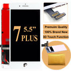 For iPhone 7 Plus A1661 Replacement LCD Screen 3D Touch Digitizer Assembly