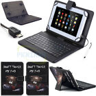 US 2018 Kid GIft Case Cover with Keyboard For 7* 8* 10.1* LG G Pad Android Table