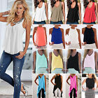 oversized tees for women - Women Sleeveless Vest T-Shirt Loose Summer Casual Blouse Tee Shirt Top Plus Size