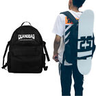 Skateboard Backpack Adjustable Straps Longboard Laptop School Carry Bag Unisex