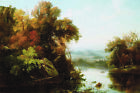 FRANCOIS REGIS GIGNOUX *Indian Summer* CANVAS OR PAPER various SIZES, BRAND NEW