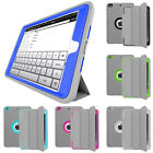 Shockproof Heavy Smart Filp Smart Case Stand Cover For iPad 2 3 4 Mini 1 2 3 4