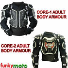 MOTORBIKE MOTOCROSS BODY ARMOUR ENDURO SPINE CHEST PROTECTION ATV QUAD CLEARANCE