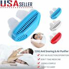 Anti Snoring & Sleeping Breath Device Air Purifier Silicone Relieve Stuff Nose