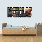 Customisable Star Wars X Wing Childrens Name Wall Art Stickers Decal Vinyl for