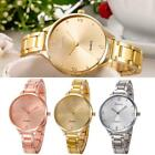 Women's Fashion Ladies Classic Quartz Stainless Steel Analog Wrist Watch Watches image